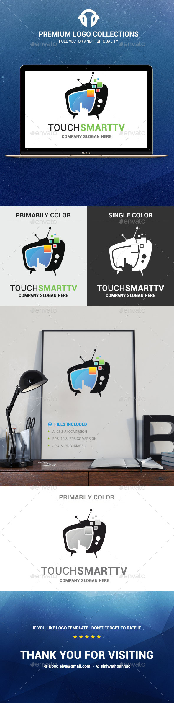 Touch SmartTV