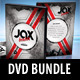 3 in 1 Music DVD Covers Bundle 05