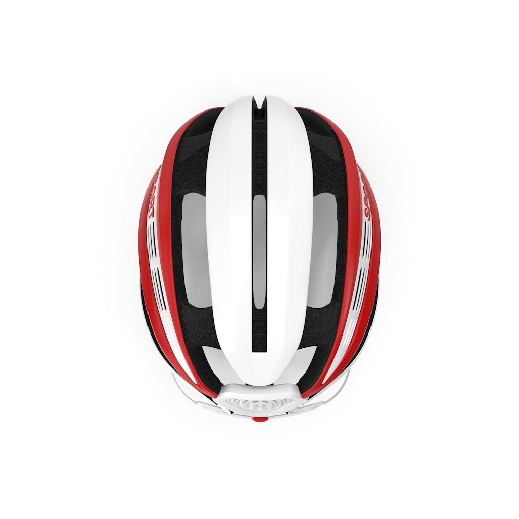 Red Bicycle Helmet