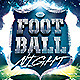 Football Night Poster - GraphicRiver Item for Sale