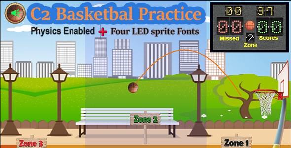 C2 Basketball Practice - CodeCanyon Item for Sale