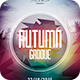Autumn Groove Flyer - GraphicRiver Item for Sale