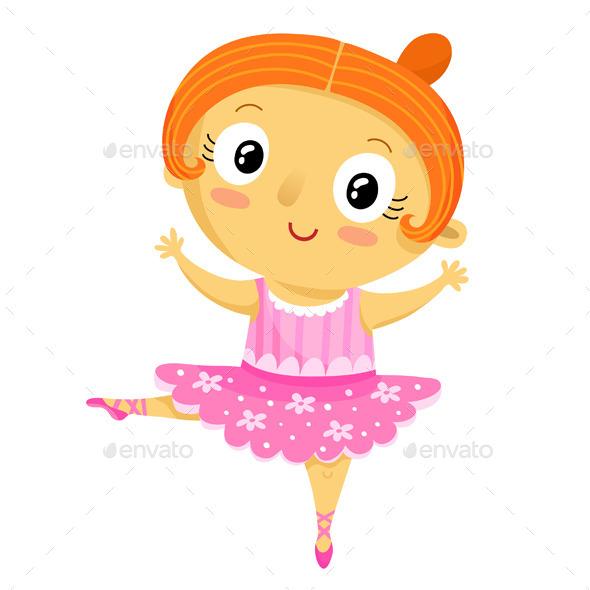 Kid Ballerina
