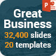 Business PowerPoint Presentation Template - GraphicRiver Item for Sale