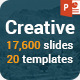Creative PowerPoint Presentation Template - GraphicRiver Item for Sale