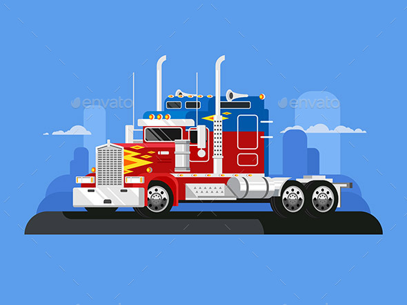 Trucker - Concepts Business
