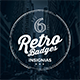 6 Retro Badges - Insignias - GraphicRiver Item for Sale