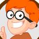 Neerd Geek Mascot - GraphicRiver Item for Sale