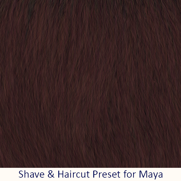 Shave Wood Texture Fur - 3DOcean Item for Sale