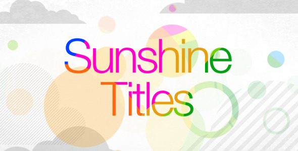 Sunshine Titles