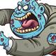 Cartoon Zombie - GraphicRiver Item for Sale
