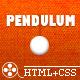 Pendulum - Premium Template 15 in 1 - ThemeForest Item for Sale