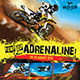 Extreme Sports Flyer / Magazine Ad - GraphicRiver Item for Sale