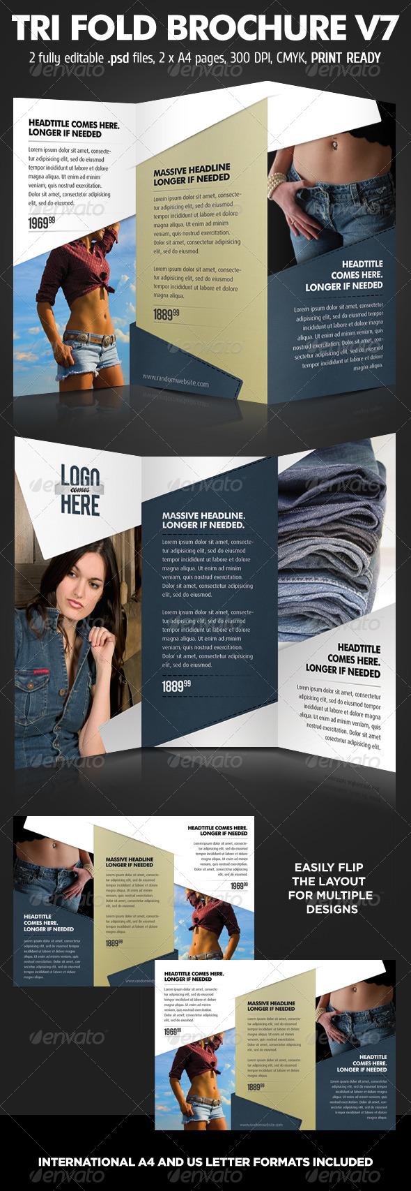 TriFold Brochure V7 - Corporate Brochures