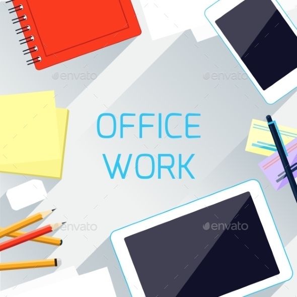 Workplace Organization - Concepts Business