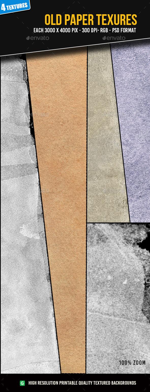 Old Paper Textures 78 - Paper Textures