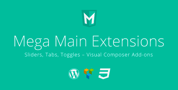 Sliders, Tabs, Toggles - Visual Composer Addons - CodeCanyon Item for Sale