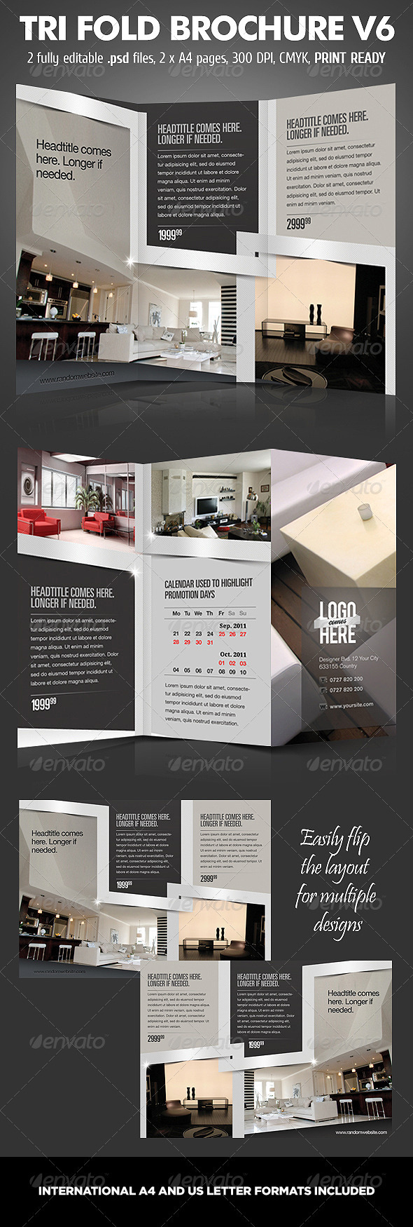 TriFold Brochure V6 - Corporate Brochures