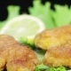 Fish Roe On Leaves Of Lettuce - VideoHive Item for Sale