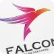 Falcon / Bird - Logo Template - GraphicRiver Item for Sale