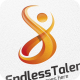 Endless Talent / People - Logo Template - GraphicRiver Item for Sale