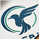 Free Fly Bird Logo