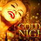 Golden Night - VideoHive Item for Sale