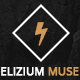 Elizium - Landing Page Muse Template  - ThemeForest Item for Sale