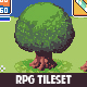 32x32 Acttion rpg gamepack (tileset) - GraphicRiver Item for Sale