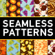 Thanksgiving Seamless Patterns Set - GraphicRiver Item for Sale