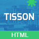 Tisson - Multipurpose  HTML Theme - ThemeForest Item for Sale