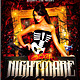 Sexy Nightmare Flyer - GraphicRiver Item for Sale