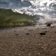 Waves Crashing onto Shore - VideoHive Item for Sale