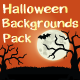 Halloween Background Pack - GraphicRiver Item for Sale