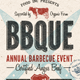 BBQ Event Flyer/Poster - GraphicRiver Item for Sale