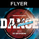 Dance Night | Flyer Template - GraphicRiver Item for Sale