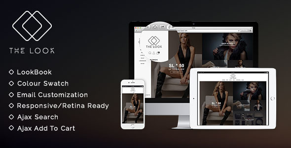 The Look – Clean, Responsive WooCommerce Theme