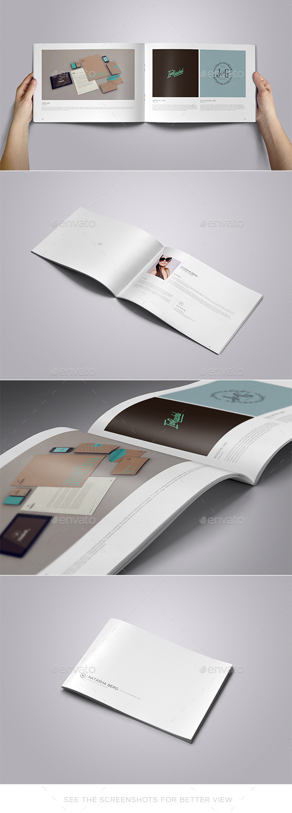 Simply Portfolio Template Vol 01
