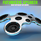 Futuristic Speaker - 3DOcean Item for Sale