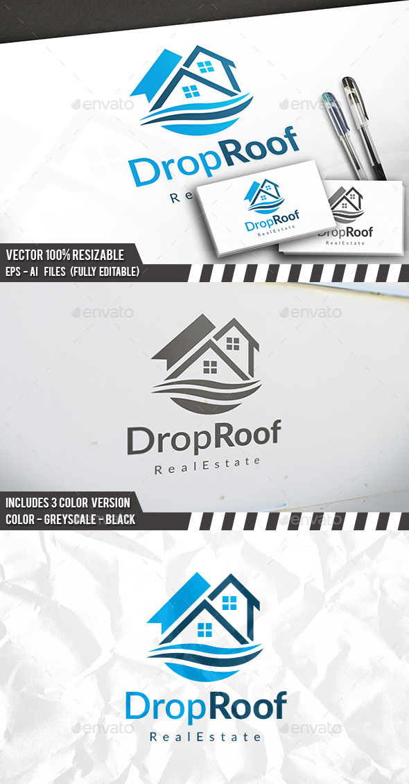 Drop Roof Logo