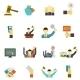 Auction Icons Set  - GraphicRiver Item for Sale