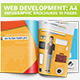 Web Development & SEO Infographics 19 Pages Design - GraphicRiver Item for Sale