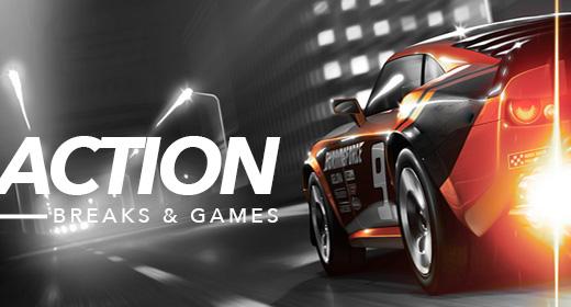 Action - Breaks & Games