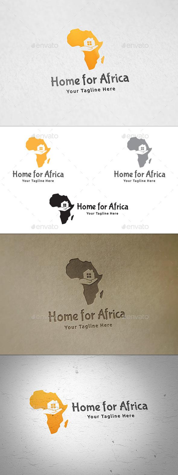 Home for Africa Logo