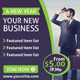 Modern Business Web Banner - GraphicRiver Item for Sale