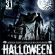 Halloween Flyer Template V16 - GraphicRiver Item for Sale