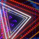 Triangular Tunnel Space - VideoHive Item for Sale