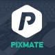 PixMate Keynote Presentation Template  - GraphicRiver Item for Sale