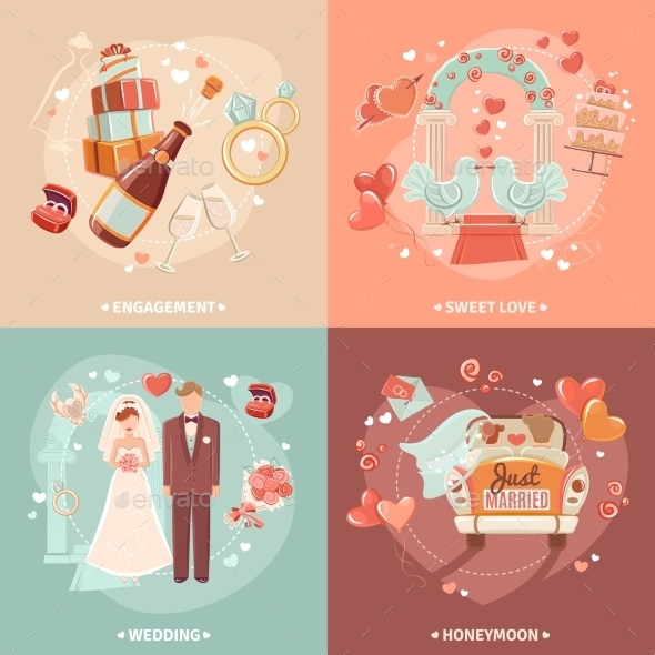 Wedding Concept - Weddings Seasons/Holidays