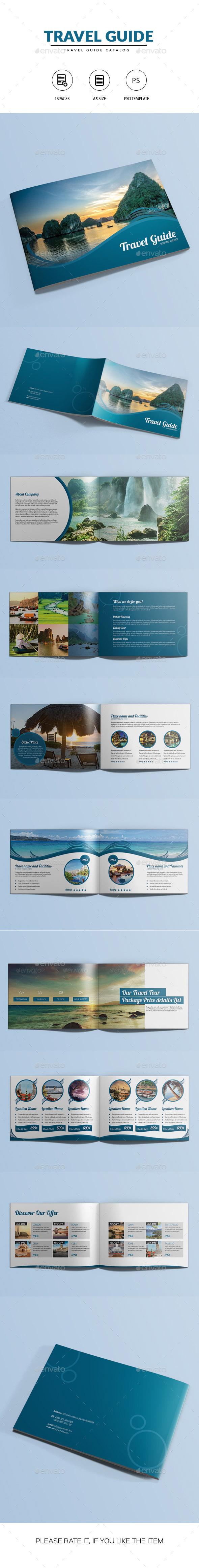 Travel Guide Catalog/Brochure - Catalogs Brochures